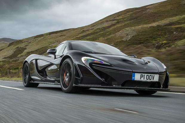 Driving the McLaren P1 Supercar on Its Fifth Anniversary featured image large thumb0
