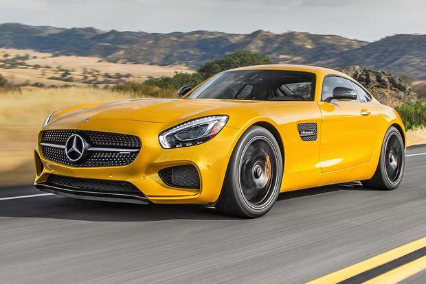 Here 39 s why the mercedes benz sls amg is still worth for Mercedes benz amg gt price