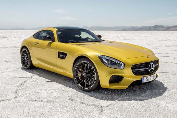 2017 Mercedes-AMG GT: Overview featured image large thumb2
