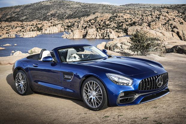 Mercedes Benz Sls Amg Review >> 2018 Mercedes-AMG GT Roadster: First Drive Review - Autotrader