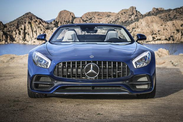 2018 Mercedes-AMG GT Roadster: First Drive Review featured image large thumb1