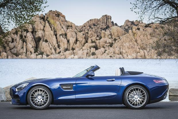 2018 Mercedes-AMG GT Roadster: First Drive Review featured image large thumb2