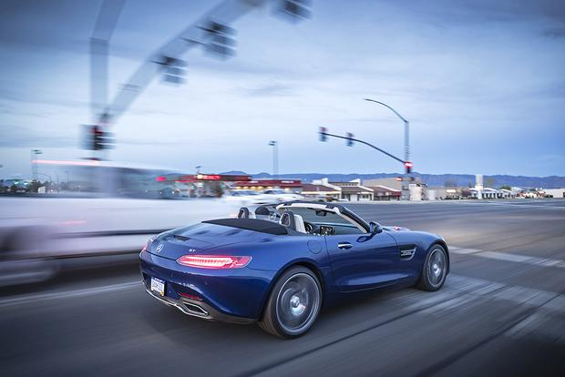 2018 Mercedes-AMG GT Roadster: First Drive Review featured image large thumb3