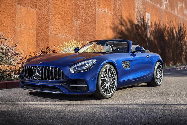 2018 Mercedes-AMG GT Roadster: First Drive Review featured image large thumb4
