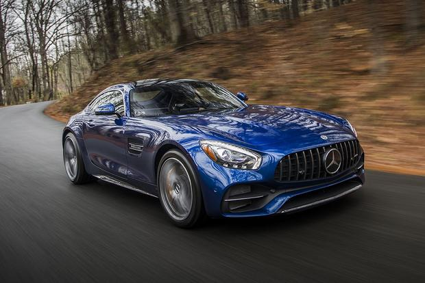 2018 Mercedes-AMG GT: Overview featured image large thumb0