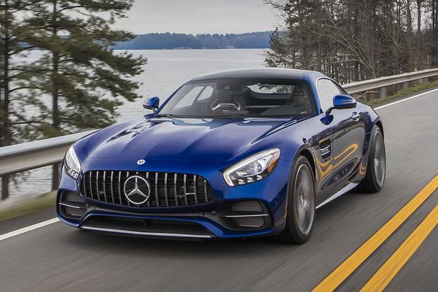 2018 Mercedes-AMG GT: Overview featured image large thumb3