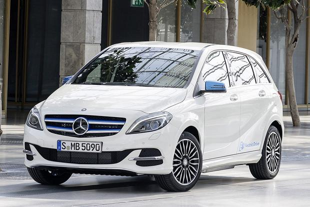 2014 mercedes benz b class electric drive new car review for New electric mercedes benz
