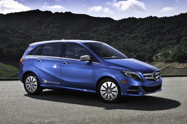 2014 Mercedes-Benz B-Class Electric Drive: First Drive Review featured image large thumb1