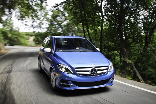 2014 Mercedes-Benz B-Class Electric Drive: First Drive Review featured image large thumb2