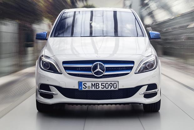2016 Mercedes-Benz B-Class: New Car Review featured image large thumb4