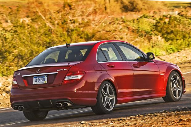 2011 Mercedes-Benz C-Class: Used Car Review featured image large thumb5