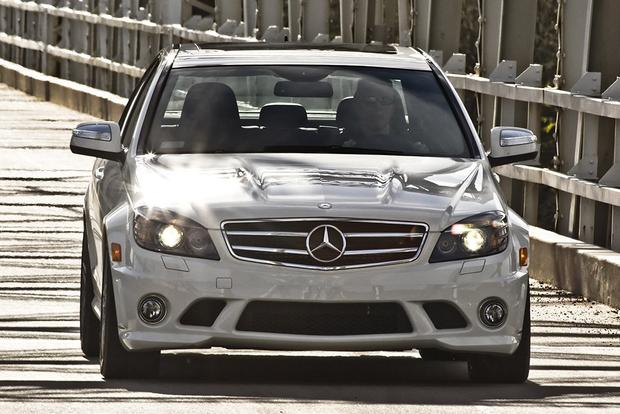 2010 Mercedes-Benz C-Class: Used Car Review featured image large thumb2