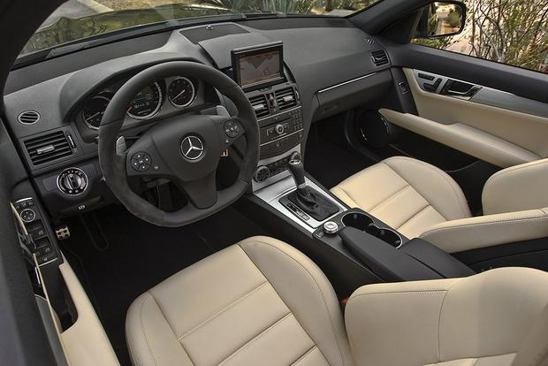 2011 Mercedes-Benz C-Class: Used Car Review featured image large thumb3