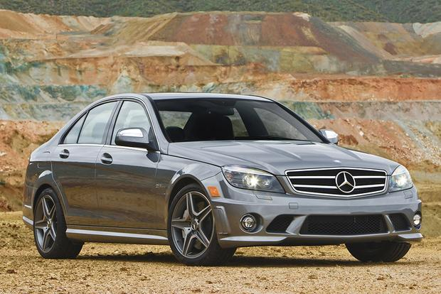 2010 mercedes benz c class used car review autotrader. Black Bedroom Furniture Sets. Home Design Ideas