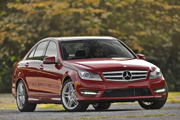 2012 Mercedes Benz C Class Used Car Review Autotrader