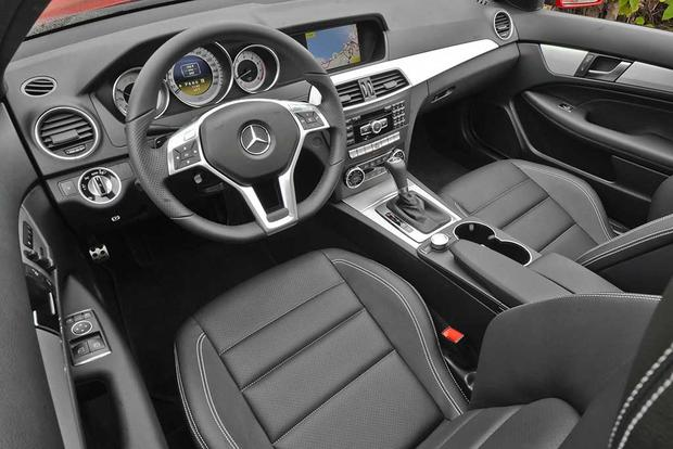 2012 Mercedes Benz C Class: Used Car Review Featured Image Large Thumb3
