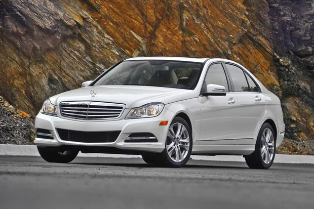 2013 mercedes benz c class sedan new car review autotrader for 2013 mercedes benz c class c300