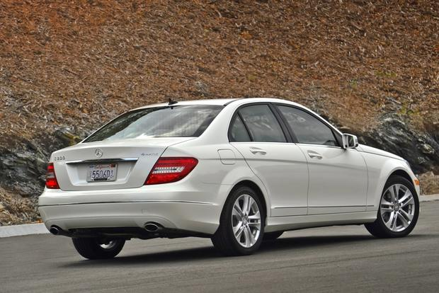 2013 mercedes benz c class sedan new car review autotrader. Black Bedroom Furniture Sets. Home Design Ideas