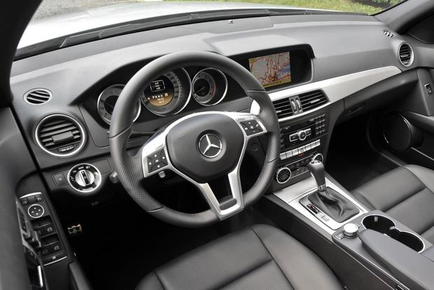 2013 Mercedes-Benz C-Class Sedan: New Car Review featured image large thumb3