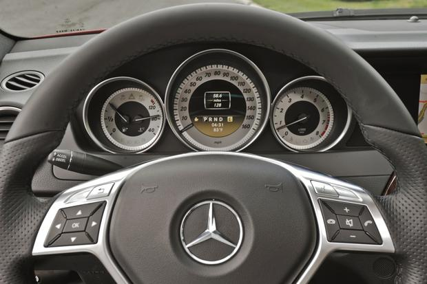 2013 Mercedes-Benz C-Class Sedan: New Car Review featured image large thumb5