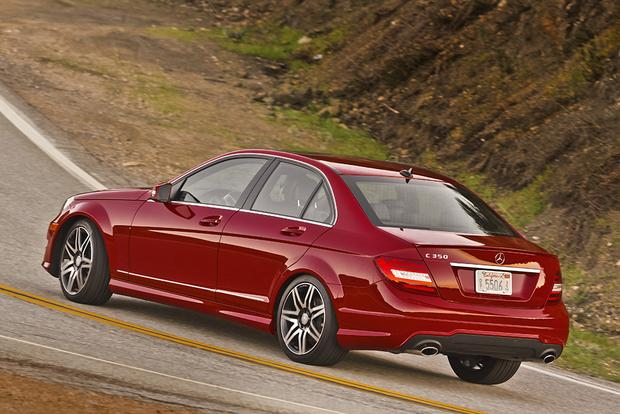 2013 Mercedes-Benz C-Class: Used Car Review featured image large thumb1