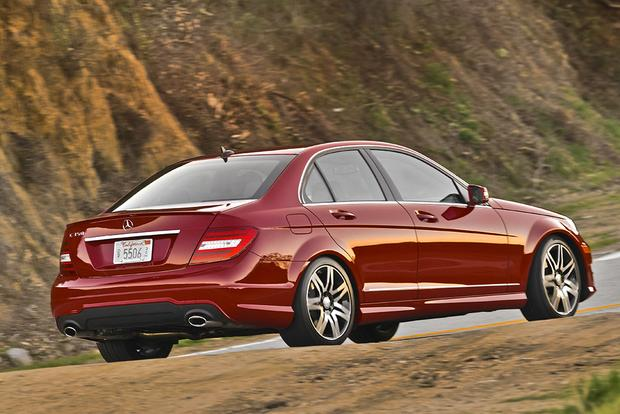 2013 Mercedes-Benz C-Class: Used Car Review featured image large thumb2