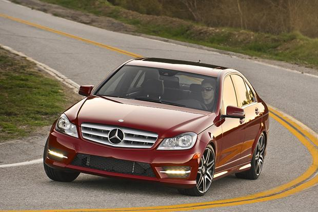 2013 Mercedes-Benz C-Class: Used Car Review featured image large thumb3