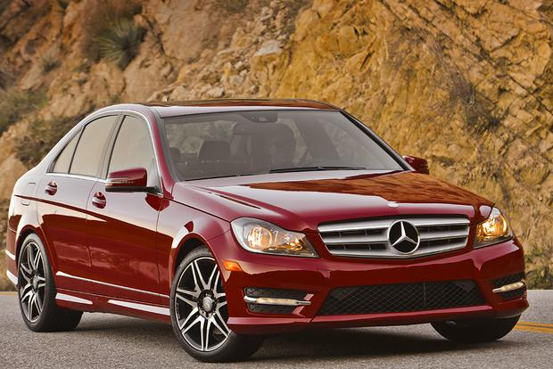 2013 Mercedes-Benz C-Class: Used Car Review featured image large thumb0