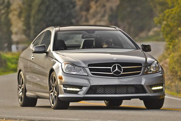 2014 Mercedes-Benz C-Class: New Car Review featured image large thumb4