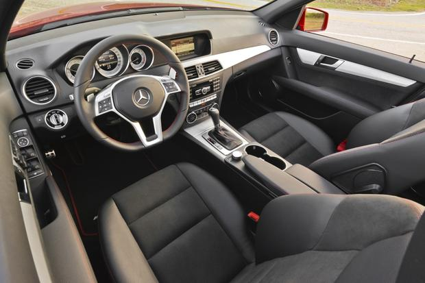 2014 Mercedes-Benz C-Class: New Car Review featured image large thumb3