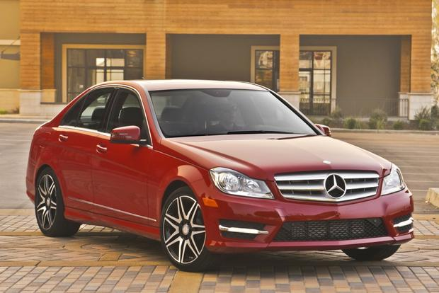 2014 Mercedes-Benz C-Class: New Car Review featured image large thumb1
