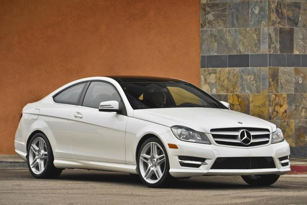 2014 mercedes benz c class new car review autotrader - Mercedes c class coupe 2014 ...