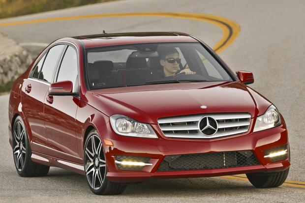 2014 Mercedes-Benz C-Class: New Car Review featured image large thumb7