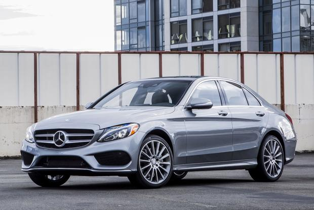 2015 Mercedes-Benz C-Class: New Car Review featured image large thumb1