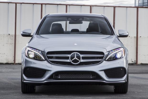 2015 Mercedes-Benz C-Class: New Car Review featured image large thumb2
