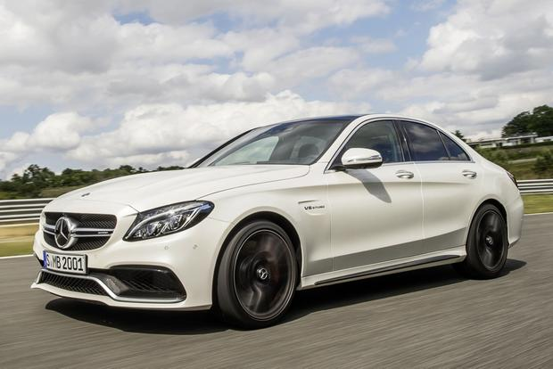 2015 Mercedes-Benz C-Class: New Car Review featured image large thumb5
