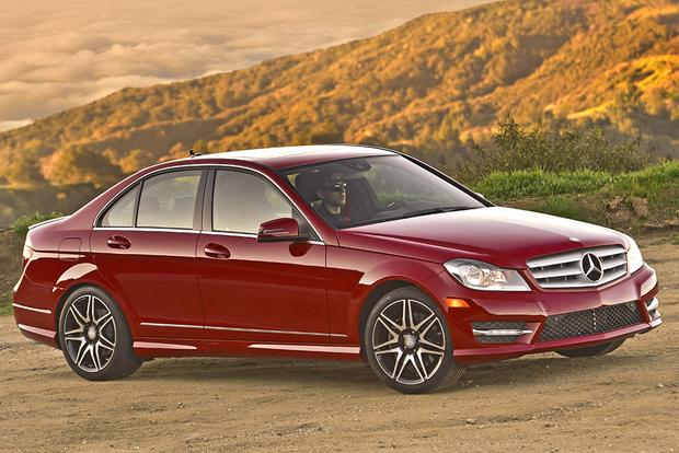 2014 vs. 2015 Mercedes-Benz C-Class: What's the Difference? featured image large thumb3