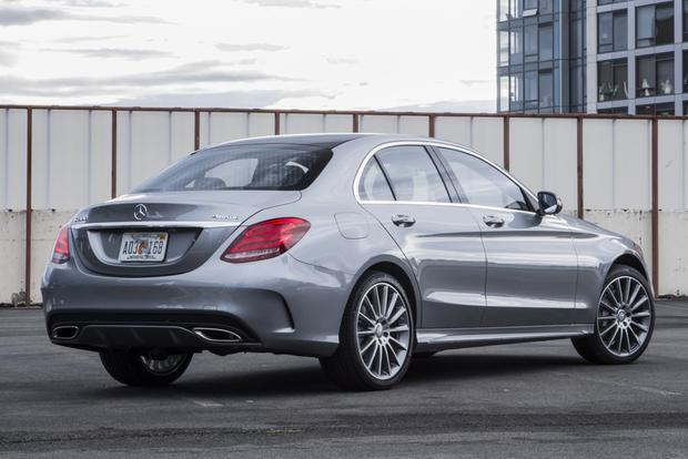 2015 Mercedes-Benz C-Class vs. 2015 Mercedes-Benz E-Class: What's the Difference? featured image large thumb3