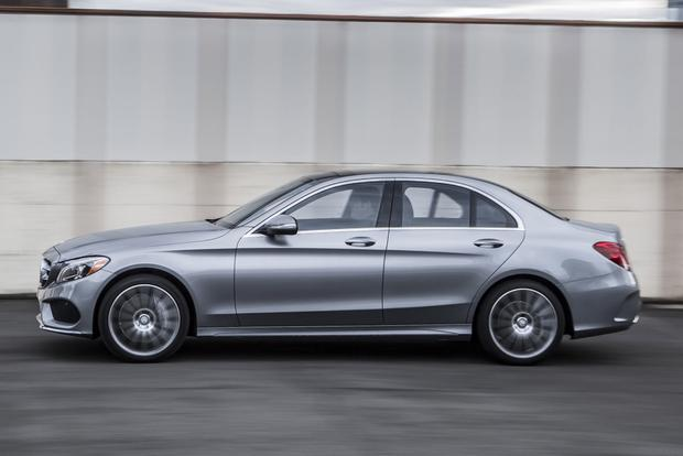 2015 Mercedes-Benz C-Class vs. 2015 Mercedes-Benz E-Class: What's the Difference? featured image large thumb6