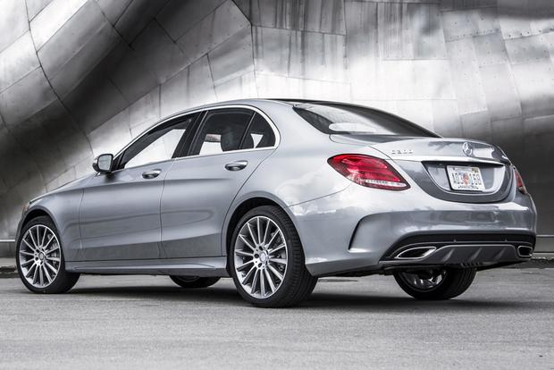 2015 Mercedes-Benz C-Class vs. 2015 Mercedes-Benz E-Class: What's the Difference? featured image large thumb7