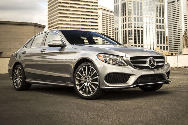 2015 Mercedes-Benz C-Class vs. 2015 Mercedes-Benz E-Class: What's the Difference? featured image large thumb9