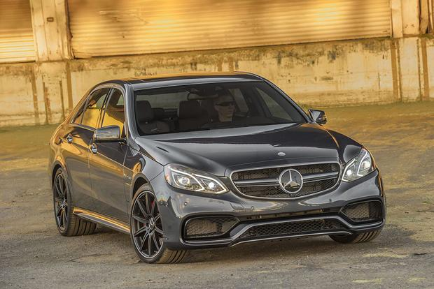 2015 Mercedes-Benz C-Class vs. 2015 Mercedes-Benz E-Class: What's the Difference? featured image large thumb10