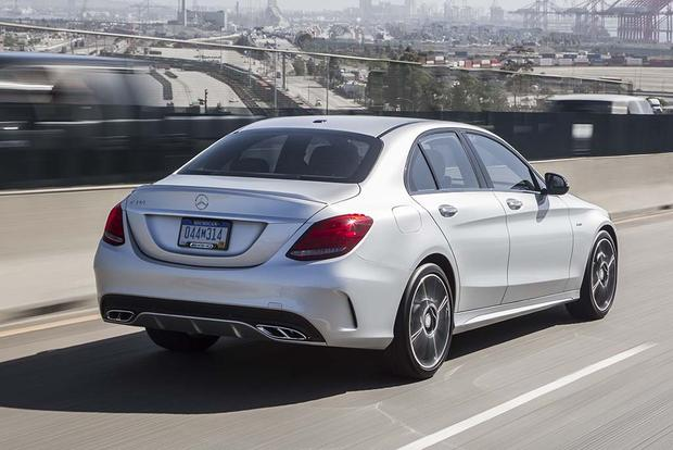 2016 Mercedes-Benz C-Class: New Car Review featured image large thumb2
