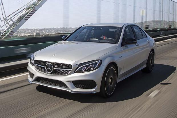 2017 mercedes benz c300 coupe first drive review autotrader for Mercedes benz c300 review 2017