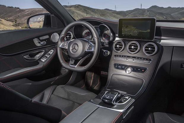 2016 Mercedes-Benz C-Class: New Car Review featured image large thumb3
