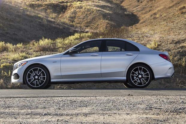 2016 Mercedes-Benz C-Class: New Car Review featured image large thumb4