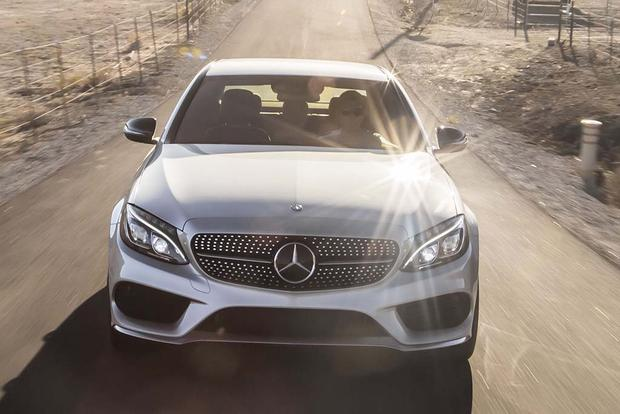 2016 Mercedes-Benz C-Class: New Car Review featured image large thumb7