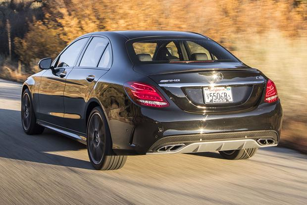 2017 Mercedes-Benz C-Class: New Car Review featured image large thumb4
