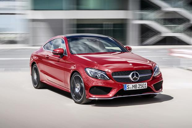 2017 Mercedes Benz C300 Coupe New Car Review Autotrader