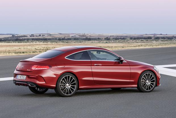 2017 Mercedes Benz C300 Coupe New Car Review Featured Image Large Thumb4